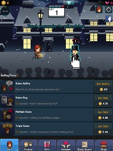 screenshot of The Little Match Girl : Happy version 1.4.8