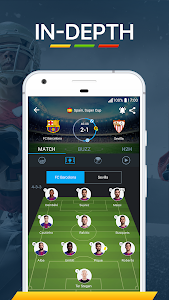 screenshot of 365Scores - Live Scores & Sports News version 6.6.0