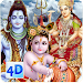 4D All Bhagwan App & Live Wallpaper