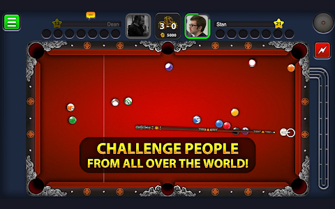 screenshot of 8 Ball Pool version 3.13.6