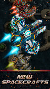 screenshot of AFC - Space Shooter version 5.0.1