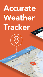 screenshot of AccuWeather: Daily Forecast & Live Weather Maps version Varies with device