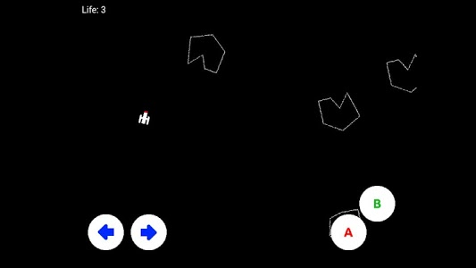 screenshot of Admiration of Space version 1.0.2