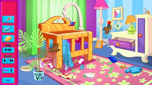 screenshot of Baby Doll House version 1.0.3
