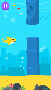 screenshot of Baby Shark RUN version 11