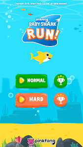 screenshot of Baby Shark RUN version 3