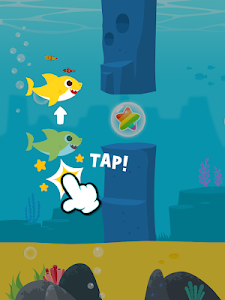 screenshot of Baby Shark RUN version 7