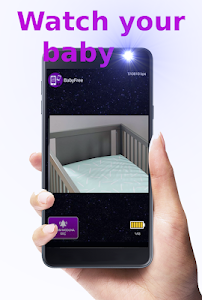 screenshot of BabyFree - Wifi Baby Camera version 1.3