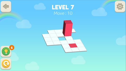 screenshot of Bloxorz: Roll the Block version 1.3.2