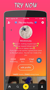 screenshot of Boost Fans For tik Musically tok Likes & Followers version 1.5