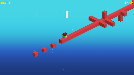 screenshot of Brick Way Free version 0.1