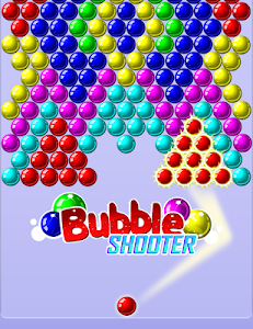 screenshot of Bubble Shooter version 10.0.9