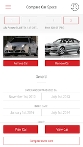 screenshot of Cars.co.za version Varies with device