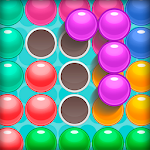 Cover Image of Download Bubble Tangram  APK