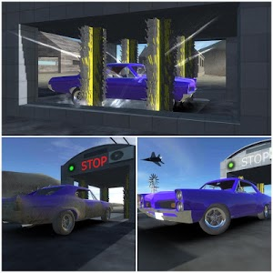 screenshot of Classic American Muscle Cars 2 version 1.98