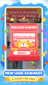 screenshot of Claw Toys- 1st Real Claw Machine Game version 1.6.2