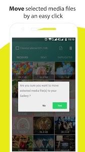 screenshot of Cleaner for WhatsApp version 2.0.4