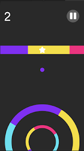 screenshot of Color Jump version 1.0.4
