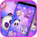 Colorful Cartoon Lovely Animal Emoji Theme