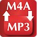 Download Convert m4a to mp3 2.0.0 APK