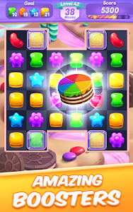 screenshot of Cookie Crush Match 3 version 1.3