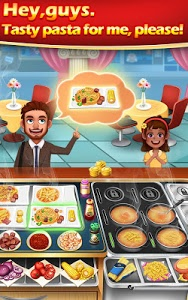 screenshot of Cooking Town - Craze Chef Restaurant Cooking Games version 11.9.5017