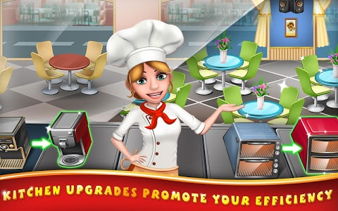 screenshot of Cooking Chef version 3.1.3037