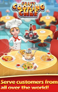 screenshot of Cooking Chef version 9.3.3935