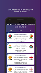 screenshot of Cricket Line Guru : Fast Live Line & world cup version Varies with device