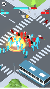 screenshot of Cross Fight version 1.0.17