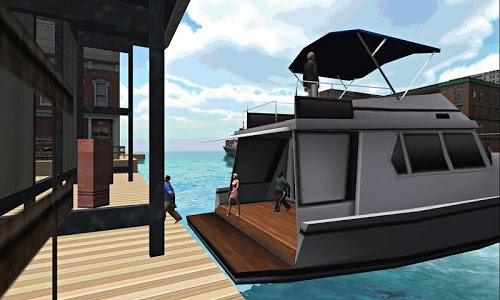 screenshot of Ferry Boat version 1.11