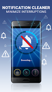 screenshot of dfndr security: antivirus, anti-hacking & cleaner version Varies with device