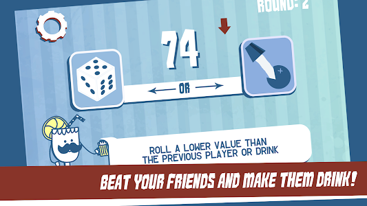 screenshot of DICE AND DRINK - Drinking game version 1.2.8
