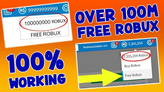 screenshot of Daily Free Robux 2k19 : RobuxApp Best Tricks version 1.0