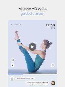 screenshot of Daily Yoga - Yoga Fitness Plans version 7.20.00