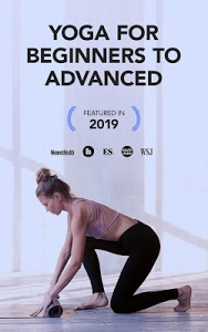 screenshot of Daily Yoga - Yoga Fitness Plans version Varies with device