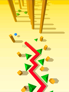 screenshot of Dancing Line version 1.0.0.1