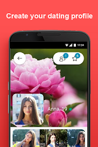 screenshot of Dating Messenger All-in-one - Love & Free Dating version 2.0