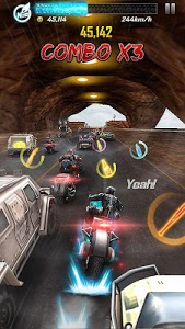 screenshot of Death Moto 5 : Free Top Fun Motorcycle Racing Game version 1.0.14