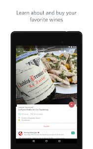 screenshot of Delectable Wine - Scan & Rate version 2.4.32