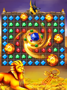 screenshot of Diamond Cleopatra ☥ version 2.3