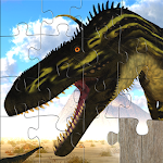 Cover Image of Download Dinosaurs Jigsaw Puzzles Game - Kids & Adults 28.0 APK