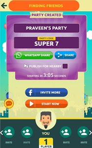 screenshot of Donkey Quiz: India's Quiz Game version Varies with device