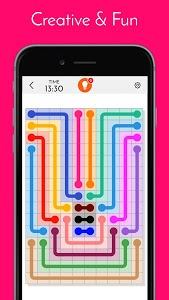 screenshot of Knots Puzzle version 1.8.4