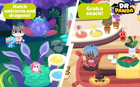 screenshot of Dr. Panda Town: Pet World version Varies with device