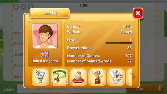 screenshot of Draw and Guess Online version 1.2.8