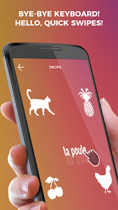 screenshot of Drops: Learn French language and words for free version 31.45