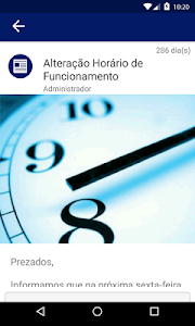 screenshot of Enggage Igrejas APP Demonstração version 9.3.5