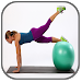 Download Exercise with Gym ball DOMYOS 1.0 APK