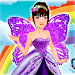 Fairy Saloon - Dressup & Makeover, Color by Number